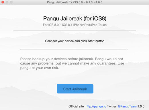 iOS 8.1 jailbreak Pangu OS X instructions3