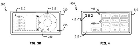 apple iphone nano patent