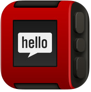 Pebble Smartwatch Version 1.3.0