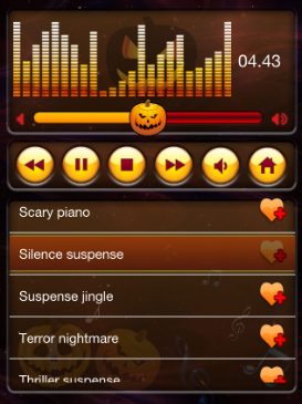 free halloween music iphone - Free Halloween Sounds Downloads