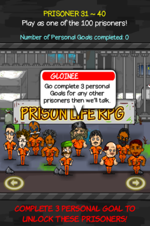 iOS App of the Week: Prison Life RPG | The iPhone FAQ