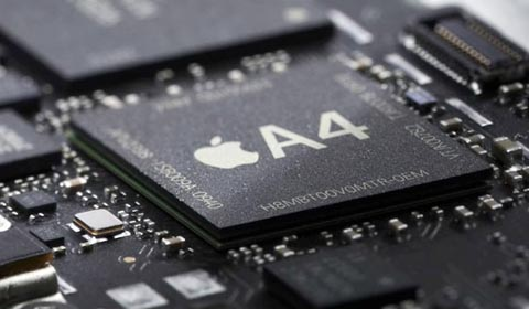apple iphone ipad processor A4 Intel