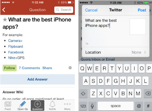 App of the Week: Quora - The App That Answers All Your Questions