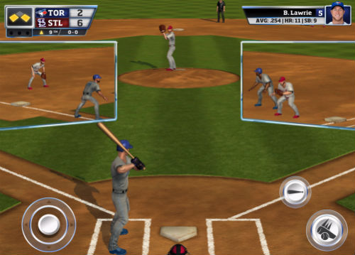 five baseball games for the iphone and ipad the iphone faq