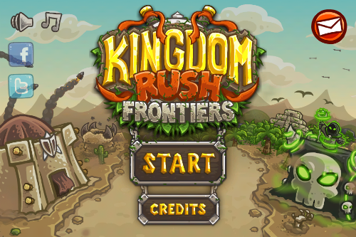 Kingdom Rush Frontiers is a Must Have iOS Game for Tower Defense