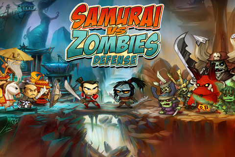 Free iPhone Zombie Games