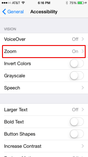How to make your iPhone screen dimmer