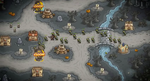 Kingdom Rush Frontiers: Shadowmoon Campaign