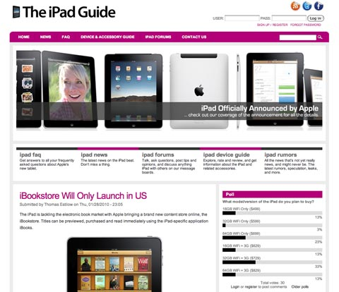 The iPad Guide