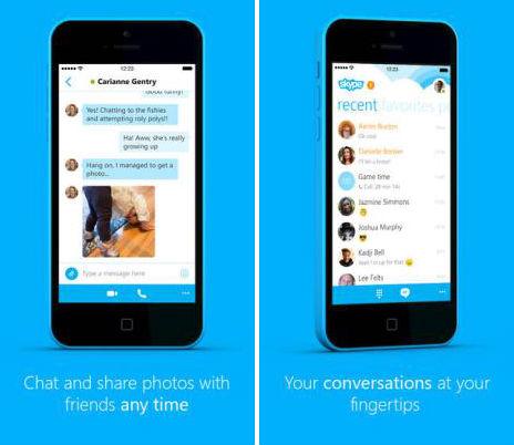 Skype Для Iphone 5 - фото 6