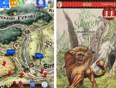 Choose Your Own Adventure Books Finding New Life on iOS Devices | The iPhone FAQ