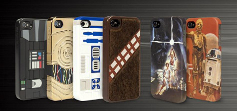 reputable site 0f7c5 9f84f Limited-Edition Star Wars iPhone Cases Coming to a Galaxy Near You ...