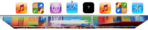 Apple event icons