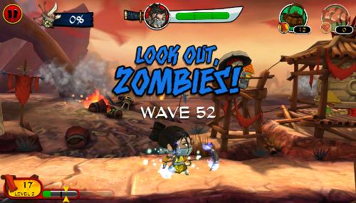 Скачать Игру Samurai Vs Zombies Defense Скачать - фото 11