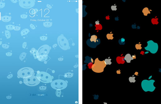 Get More Dynamic Wallpapers On The IPhone