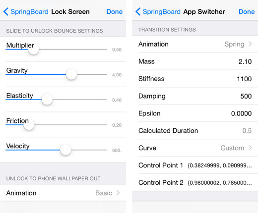"iOS 8.1 jailbreak settings""  title="