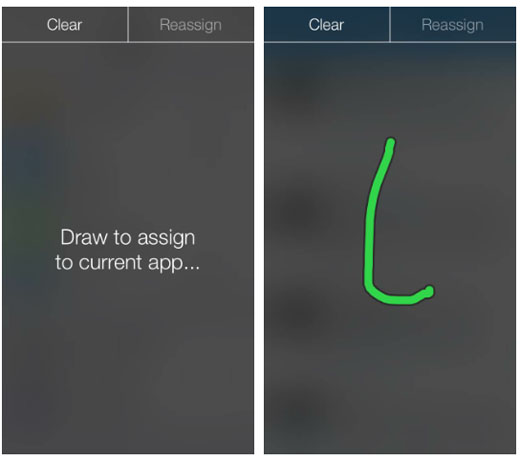 iphone custom gestures launch ios apps with custom gestures the iphone faq 2038