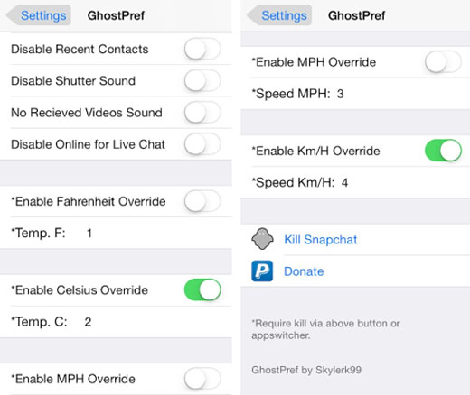 Supercharge Snapchat with this Free Jailbreak Tweak | The