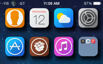 iphone signal strength two jailbreak tweaks give you more precise indicators for 12313