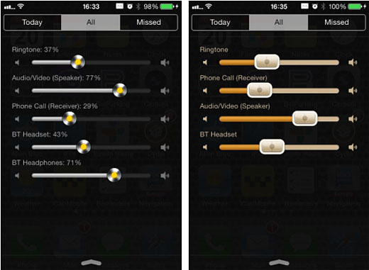 Add Better Volume Controls to iOS with Volume Mixer | The iPhone FAQ