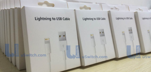 Fully Reversible USB Lightning Cable