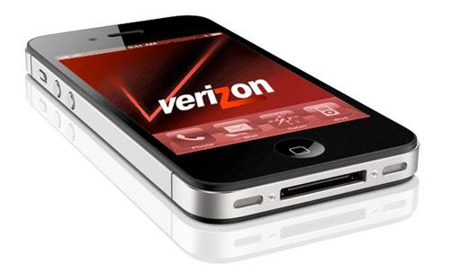 Verizon Apple iPhone 4 deal