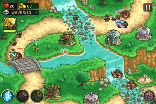 "Kingdom Rush Origins Easter Eggs""  title="