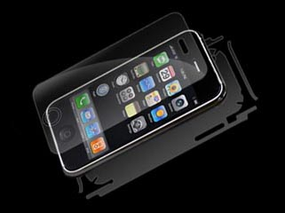 zagg invisibleshield iphone 3GS 3G