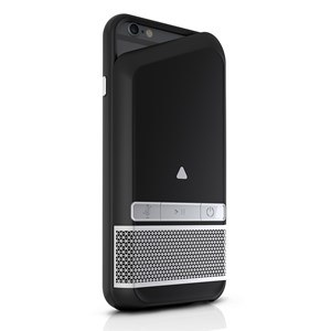"ZAGG Speaker Case for iPhone 6""  title="