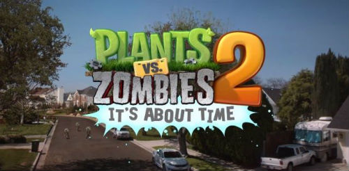Plants vs. Zombies 2 Release Date